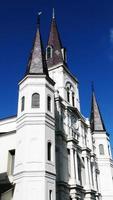st. catedral de louis nova orleães foto