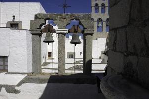 mosteiro de st. John foto