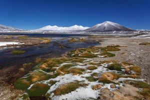 lagoa verde (laguna verde), chile