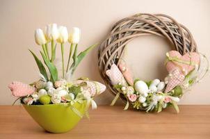 decoração primavera