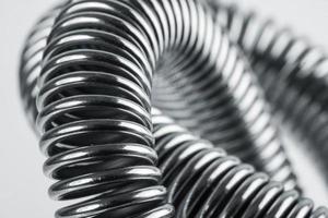 molas de metal foto