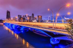 ponte de cingapura foto