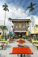paisagem urbana de cingapura