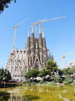 Sagrada Familia foto