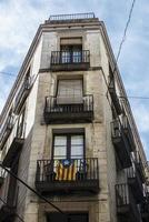 cidade velha, barcelona. foto