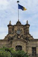 palácio municipal de guadalajara foto