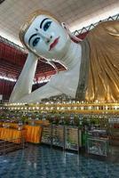 pagode chauk htat gyi foto