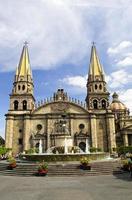 catedral de guadalajara em jalisco, méxico