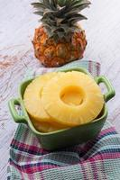 abacaxi fresco foto