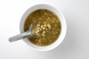 ferver feijão verde foto