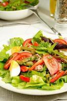nicoise de salada foto
