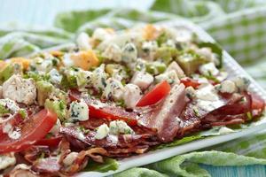 Salada Cobb foto
