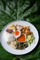 salada tailandesa foto