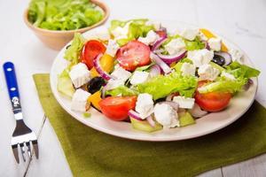 salada da grécia
