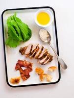 Salada César . foto