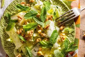salada de erva-doce foto