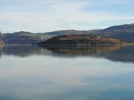 paisagem do país de gales foto