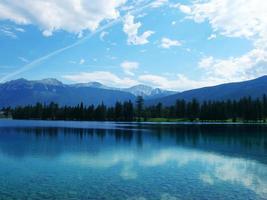 paisagem do canadá foto