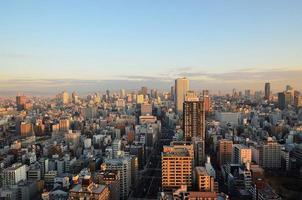 paisagem urbana foto