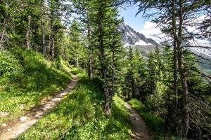 paisagem alpina