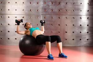 exercício foto