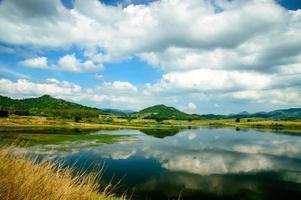 paisagem dramática foto