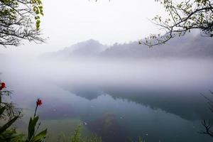 a paisagem chinesa foto