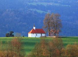 bela paisagem da alemanha foto