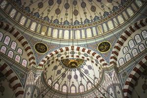 grande, mesquita central, adana, turquia foto