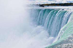 queda de ferradura, niagara falls foto
