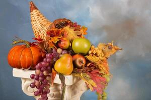 arranjo de outono foto