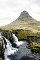 paisagem na península de snaefellsness, islândia
