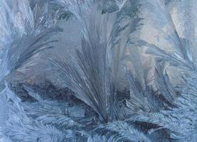 o fundo de inverno foto