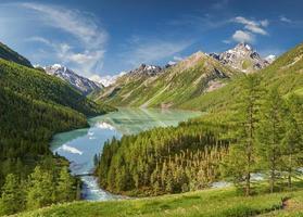 lago da montanha
