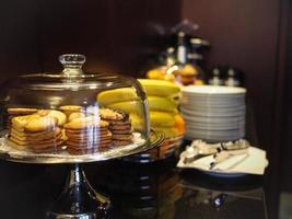 bar de café da manhã foto