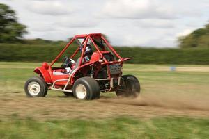 buggy de corrida foto