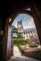 catedral nacional de washington dc foto