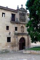 mosteiro de santo domingo de silos, burgos foto