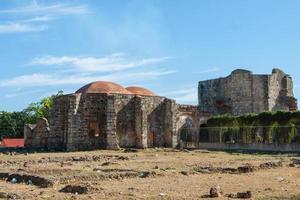 ruinas de são francisco foto