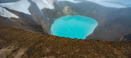 askja lake, islândia
