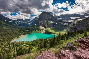 Grinnell Lake foto