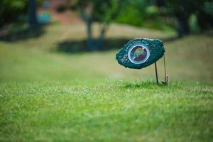 t-off de golfe foto
