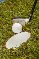 tema de golfe foto