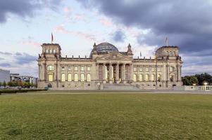 edifício do reichstag, berlim
