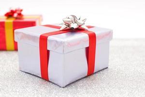 caixas de presente
