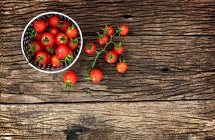 tomate bebê foto
