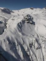 montanhas dos andes