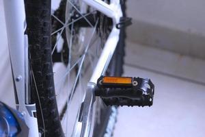 bicicleta pedal foto