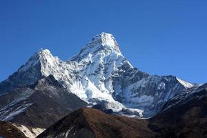 montanha ama dablam