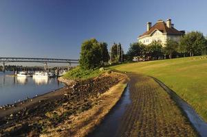 portland waterfront foto